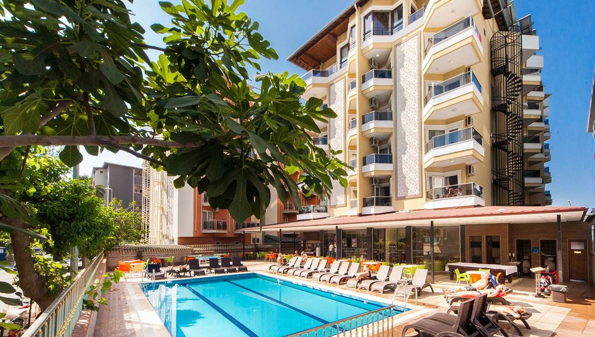 KLEOPATRA ADA BEACH 4*, Alanya, Turcija, All inclusive