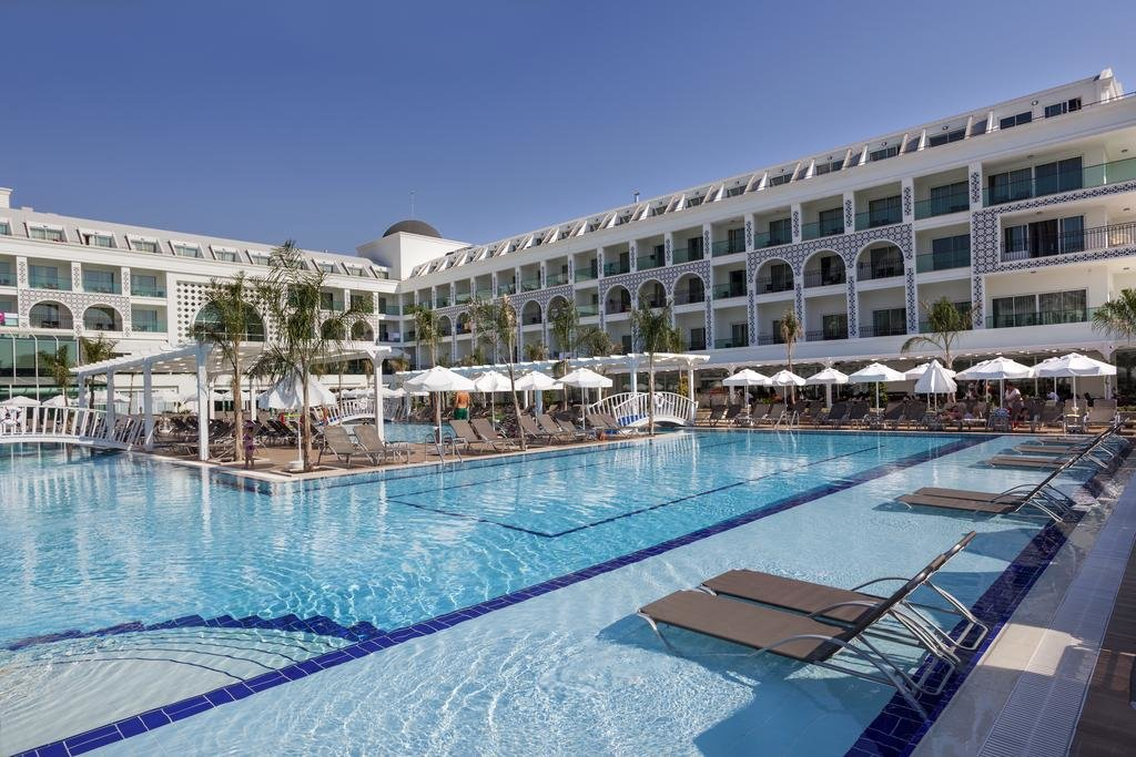 KARMIR RESORT & SPA 5*, Kemera, Turcija Ultra All inclusive