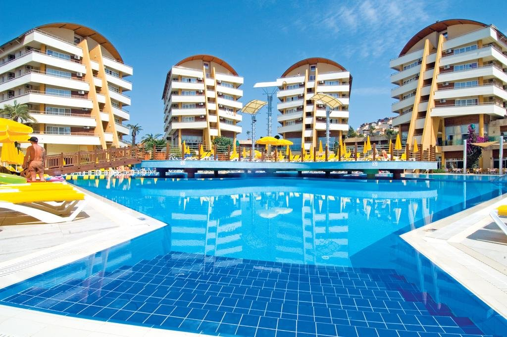Alaiye Resort & Spa Hotel 5* ALL INCLUSIVE